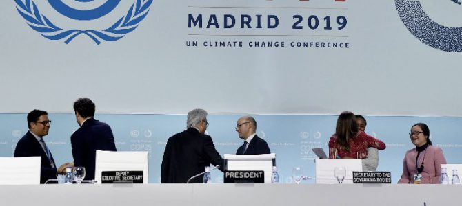 Madrid: Rather no deal on carbon trading than a bad deal for the climate: what's next?